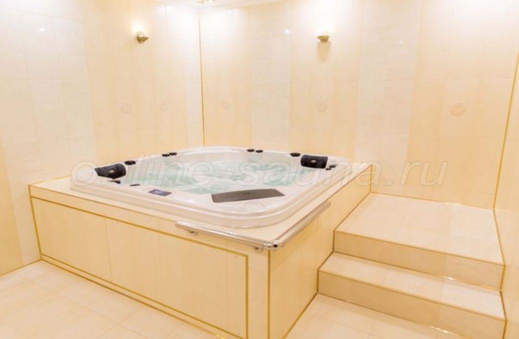 Podval resort, банный комплекс