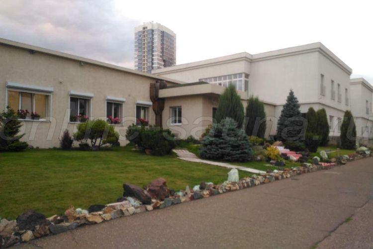 Швейцарский дом, гостинично-деловой комплекс